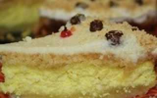 Рецепт вкусного пирога со сгущенкой
