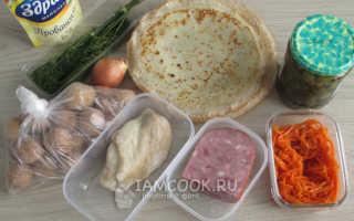 Рецепт салата кояш с морковью по корейски