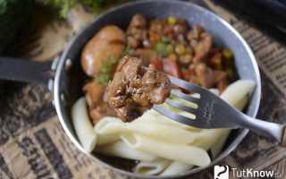 Рецепт курица с овощами в соевом соусе