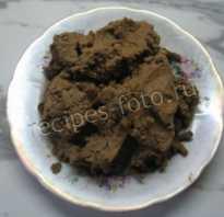 Рецепт паштета из свиной печени с салом
