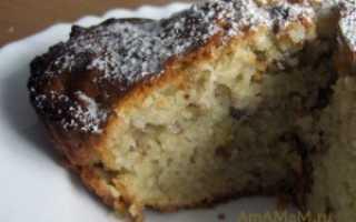 Простые рецепты пирогов и кексов
