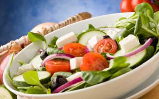 Приготовить салат быстро и вкусно в домашних