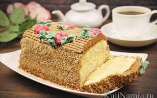 Пирог сказка рецепт с фото