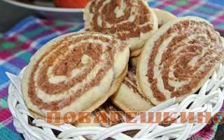 Печенье в мультиварке рецепты с фото простые