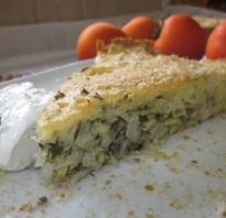 Рецепт нежного пирога с капустой