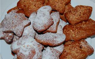Рецепты печенья с медом в домашних условиях