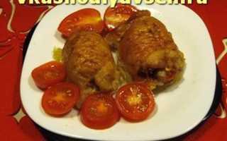 Пулярики куриные как приготовить