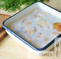 Рецепт вкусного холодца из свинины и курицы