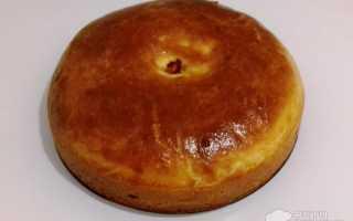 Пирог с морковкой и яйцом