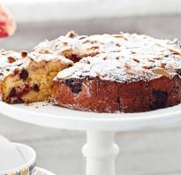 Рецепты пирогов на скорую руку в духовке
