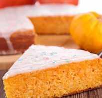 Рецепт пирог из тыквы в мультиварке