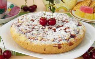 Пирог с яблочным вареньем в мультиварке рецепты