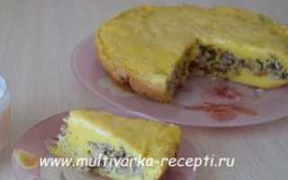 Пирог из роллтона и сайры