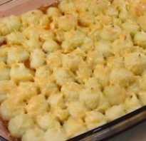 Пирог с грибами и картошкой в духовке
