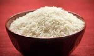Рассыпчатый рис за 12 минут