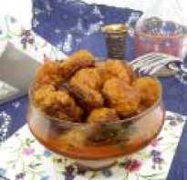 Рецепт фрикаделек в сметанном томатном соусе