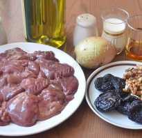 Паштет с черносливом и грецкими орехами