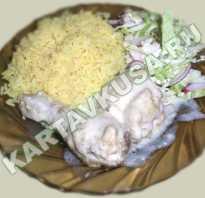 Рецепты из курицы на второе на сковороде