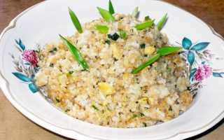 Рис по японски рецепт с фото