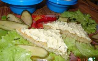 Рецепт паштета из селедки