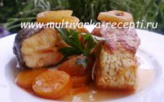 Рецепт толстолобика в мультиварке