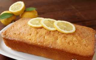 Пирог с лимоном и творогом рецепты наивкуснейший