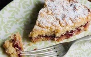 Пирог с повидлом в мультиварке рецепты