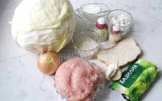 Приготовление голубцов в сметанном соусе