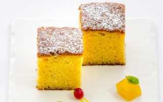 Рецепт пирога с минимум ингредиентов