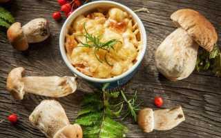 Рецепт жульена с грибами в мультиварке