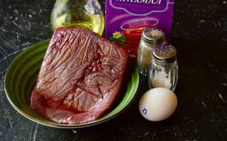 Печень говяжья в крахмале рецепты
