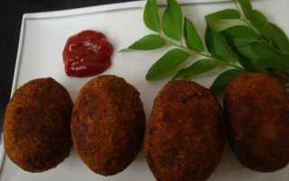 Рецепты из говяжьего фарша в мультиварке