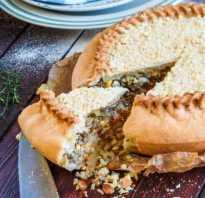 Рецепт татарского пирога губадия