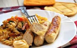 Рецепт куриных сосисок в пищевой пленке