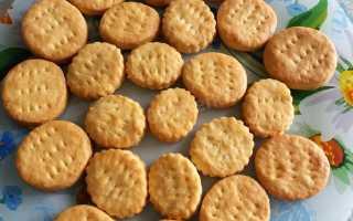 Рецепт кокурок на сметане и пшеничной муки