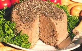 Печень по еврейски рецепт
