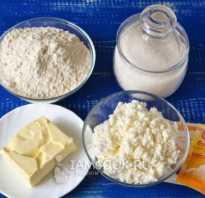 Рецепт творожного печенья для детей