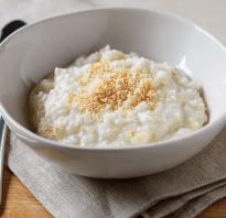 Рецепт рисовой каши в мультиварке филипс