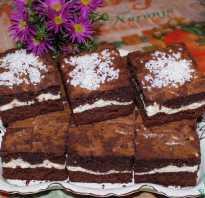 Рецепт печенья с творогом с фото шоколадного