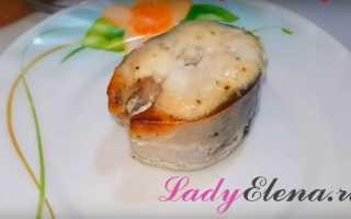 Приготовить скумбрию вкусно в духовке в сметане