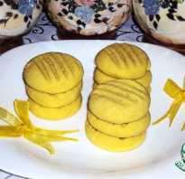 Рецепт печенья шакер лукум