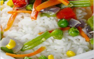 Рис в мультиварке оурсон