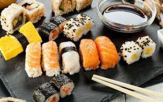 Рис для суши националь