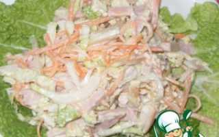 Рецепты очень вкусных салатов с фотографиями