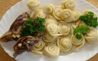 Рецепт хинкала дагестанского с курицей