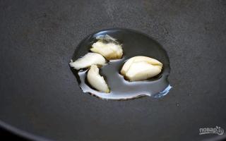 Рис с замороженной гавайской смесью рецепт