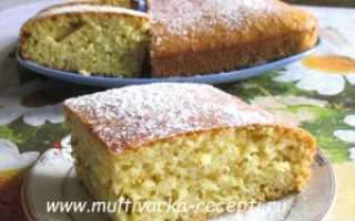 Пирог на рассоле без яиц