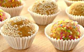 Рецепт из крошек печенья без выпечки