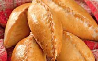 Рецепт теста для печеных пирогов