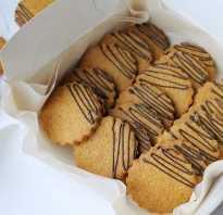 Рецепты печенья без пшеничной муки